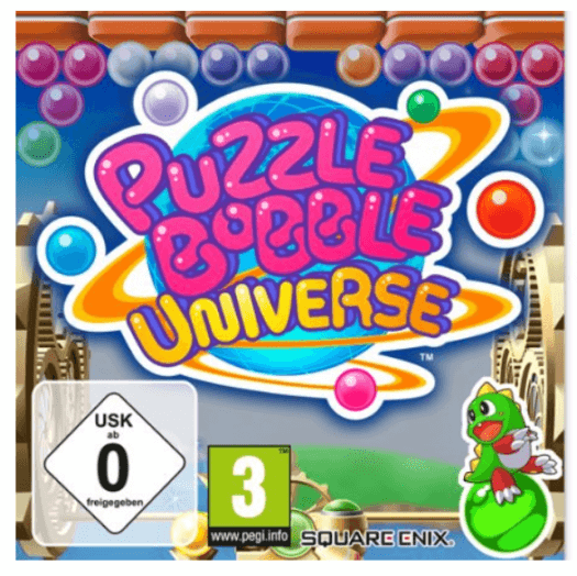 Puzzle Booble 3DS Game